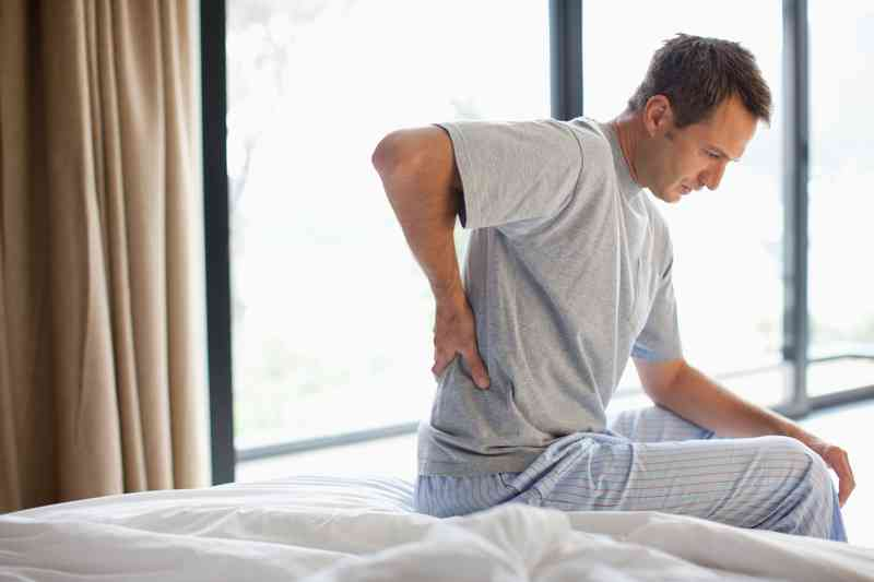 Mal di schiena: cause e rimedi