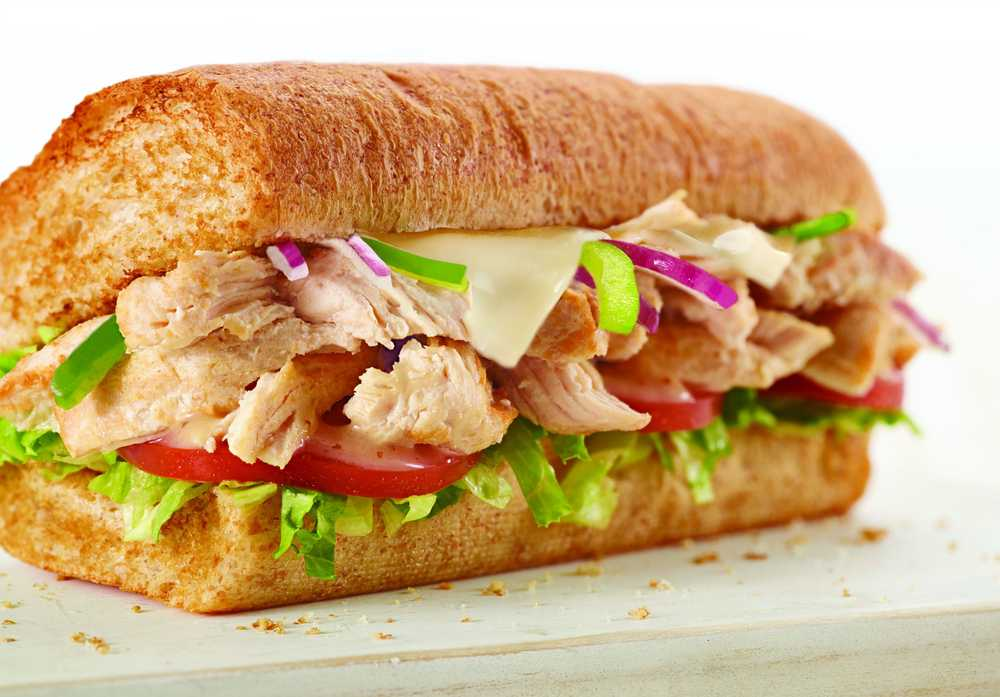 sandwich de ton pentru pierderea de grăsime